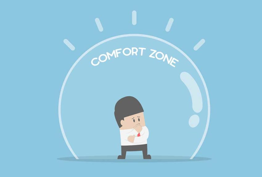 Comfort-Zone: ecco il tuo nemico nascosto!