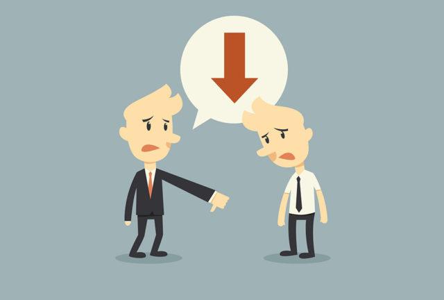 I 4 fattori che determinano il fallimento della formazione commerciale