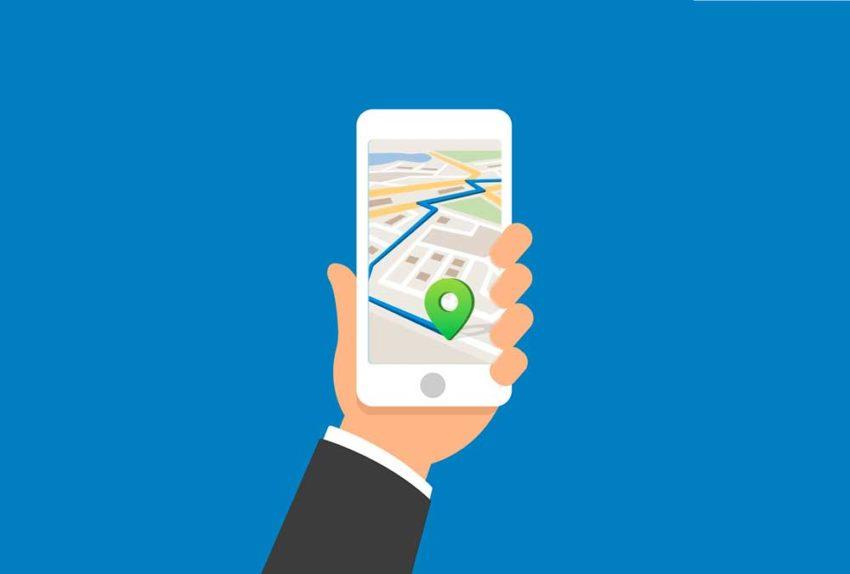 Attiva il GPS nella vendita