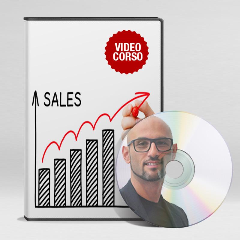 video corso di vendita